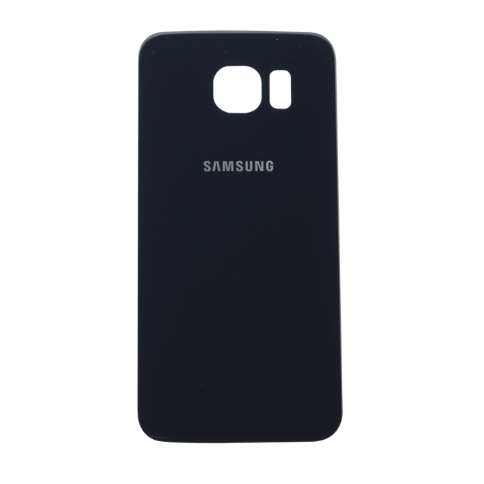 Samsung Galaxy S6 Back Cover - Black