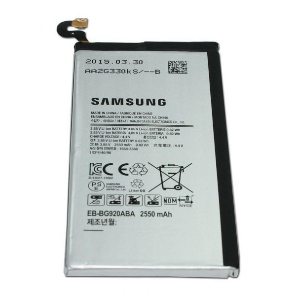Samsung Galaxy S6 Edge Battery - Default Title