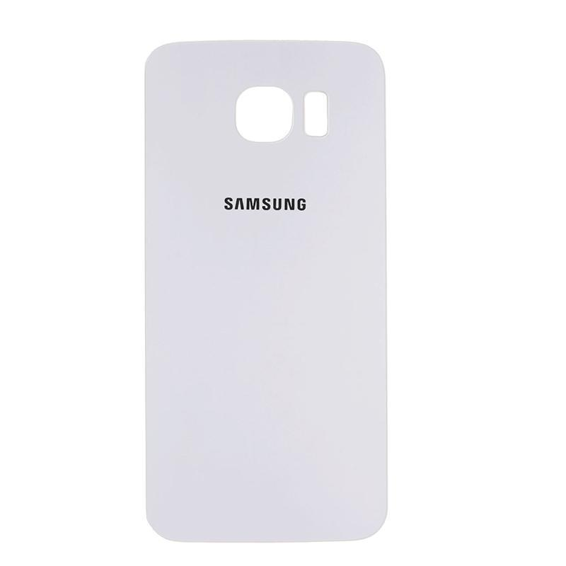 Samsung Galaxy S6 Back Cover - White