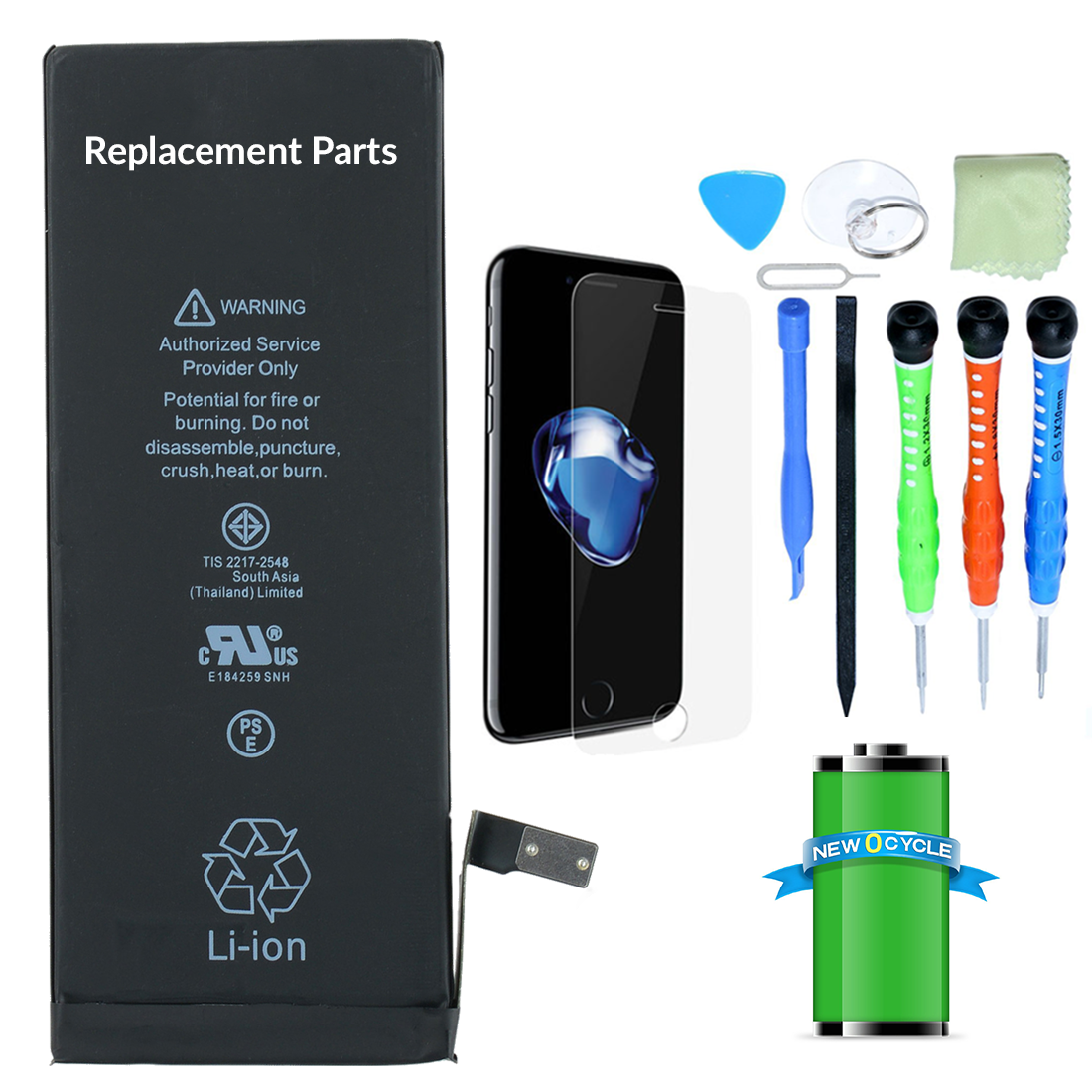 iPhone Battery Repair Kit - iPhone 5C
