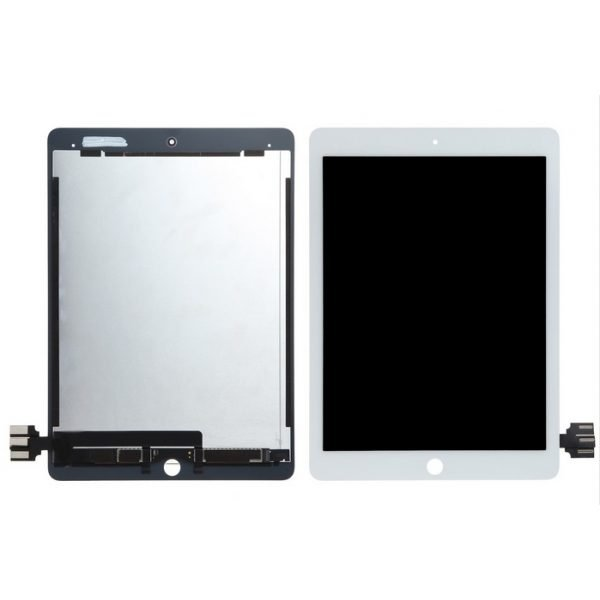 """iPad Pro (9.7"""") LCD Screen and Digitizer Assembly - White"""