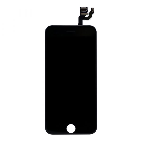 iPhone 6 LCD Screen and Digitizer - Black - Preassembled