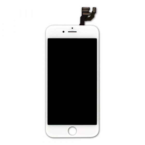 iPhone 6 LCD Screen and Digitizer - White - Preassembled