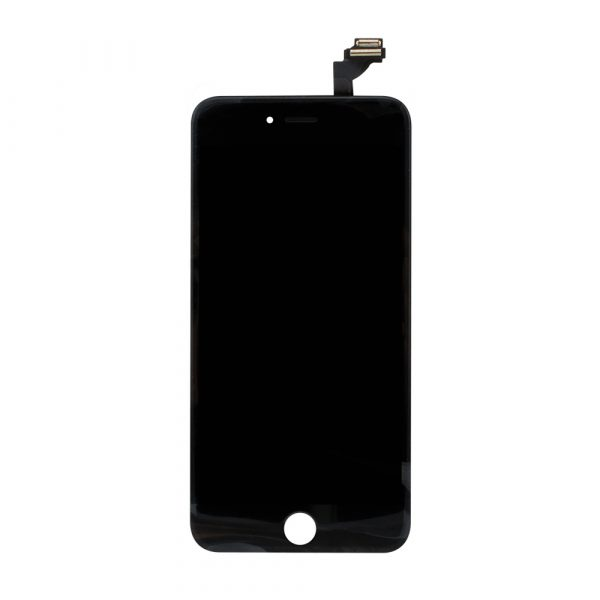 iPhone 6 Plus LCD Screen and Digitizer - Black - Preassembled