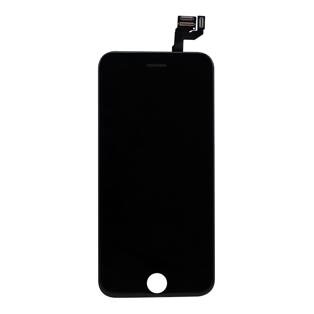 iPhone 6S LCD Screen and Digitizer - Black - Preassembled