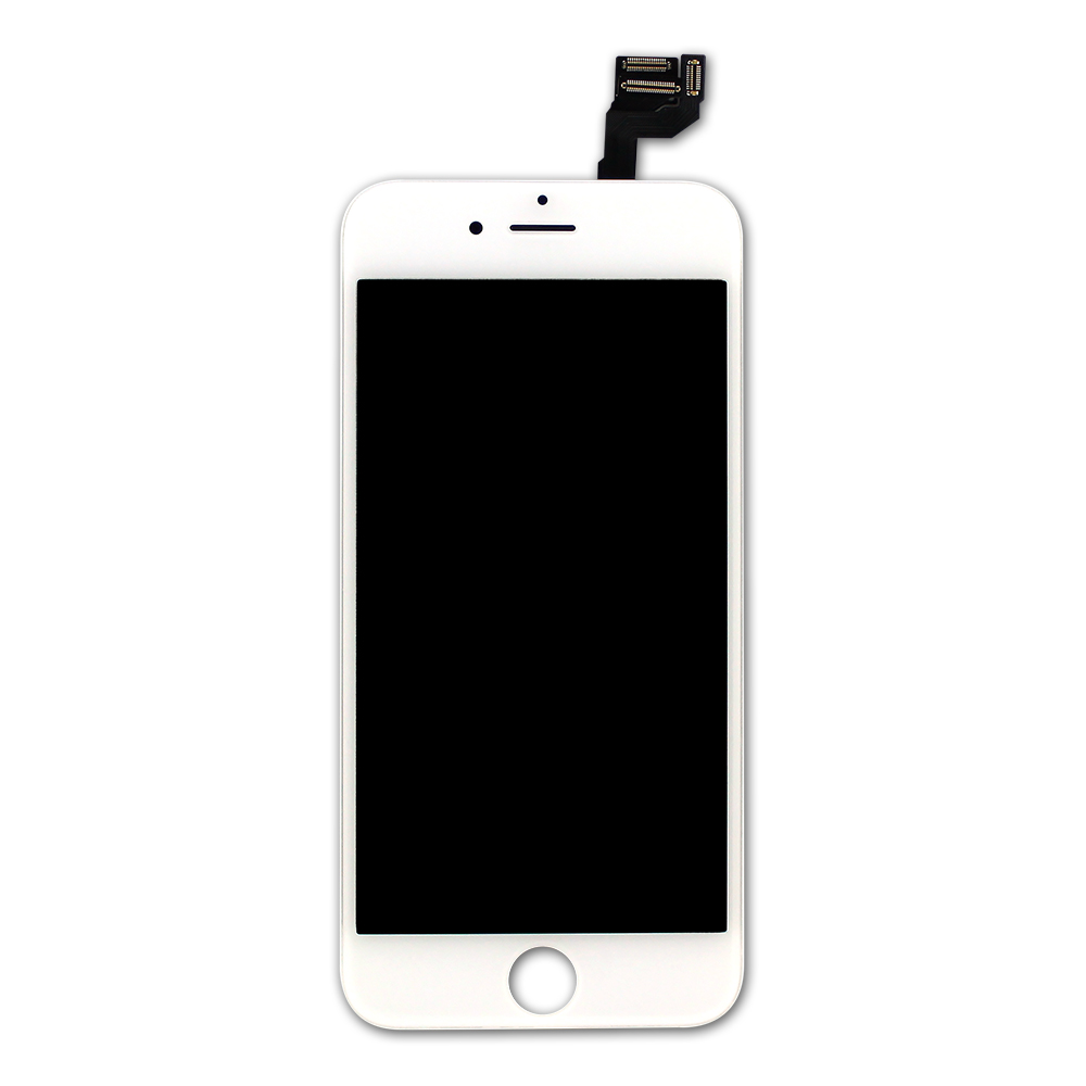 iPhone 6S LCD Screen and Digitizer - White - Preassembled