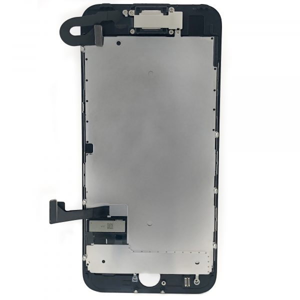 iPhone 7 LCD Screen and Digitizer - Black - Preassembled