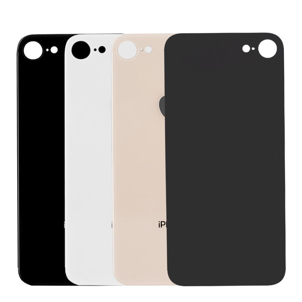iPhone 8 Back Cover Rear Glass - Black
