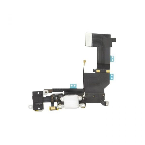 iPhone SE Connector Charging Port - White