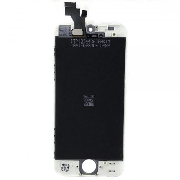 iPhone 5S & SE LCD Screen and Digitizer - White - Certified