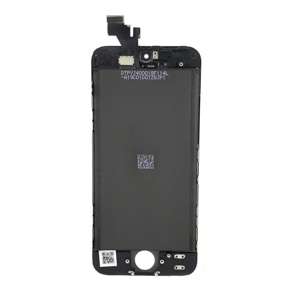 iPhone 5S & SE LCD Screen and Digitizer - Black - Certified