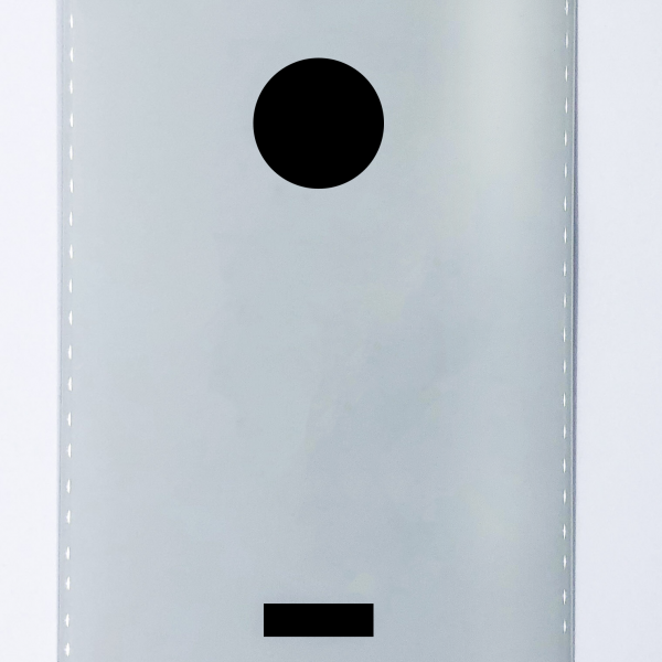 iPhone 8 Back Cover Rear Glass - White