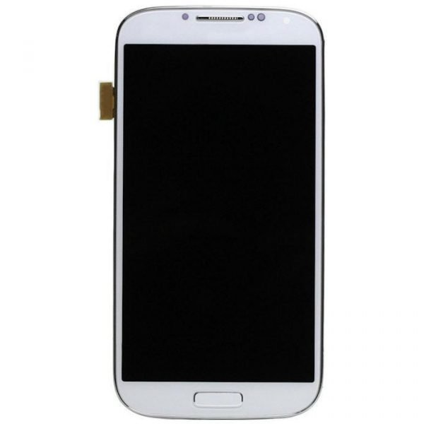 Samsung Galaxy S4 LCD Screen and Digitizer - White