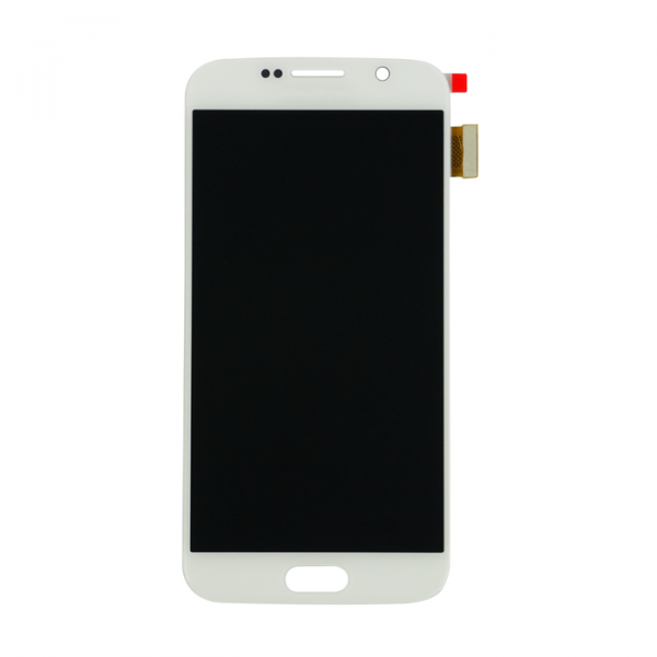Samsung Galaxy S6 LCD Screen and Digitizer - White